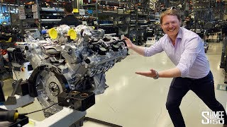 Building the Engine for My AMG G63!