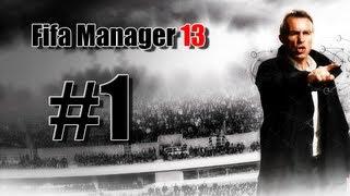 Fifa Manager 2013 odc. 1 - Zakładamy klub !!