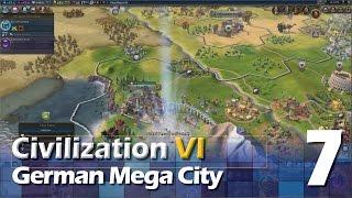 Civilization 6 - Mega City #7 - Great People