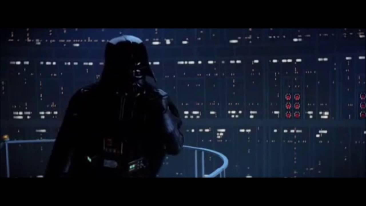 Dating Darth Vader