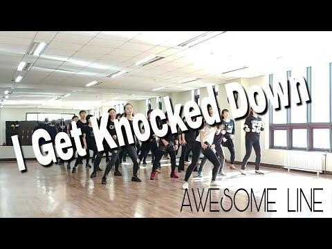 I Get Knocked Down Line Dance - DongSook Kim(KOR)