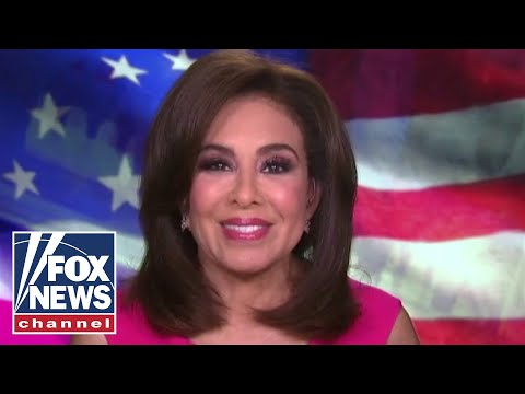 Judge Jeanine sounds off on Portland liberals after entire riot squat resigns