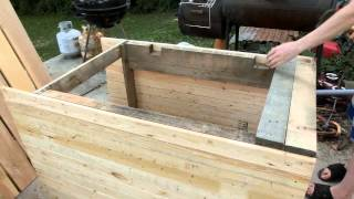 Diy 2$ Tool Shed From Free Skids / Pallets