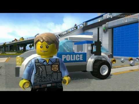 Let's Play LEGO City Undercover Wii U Part 2