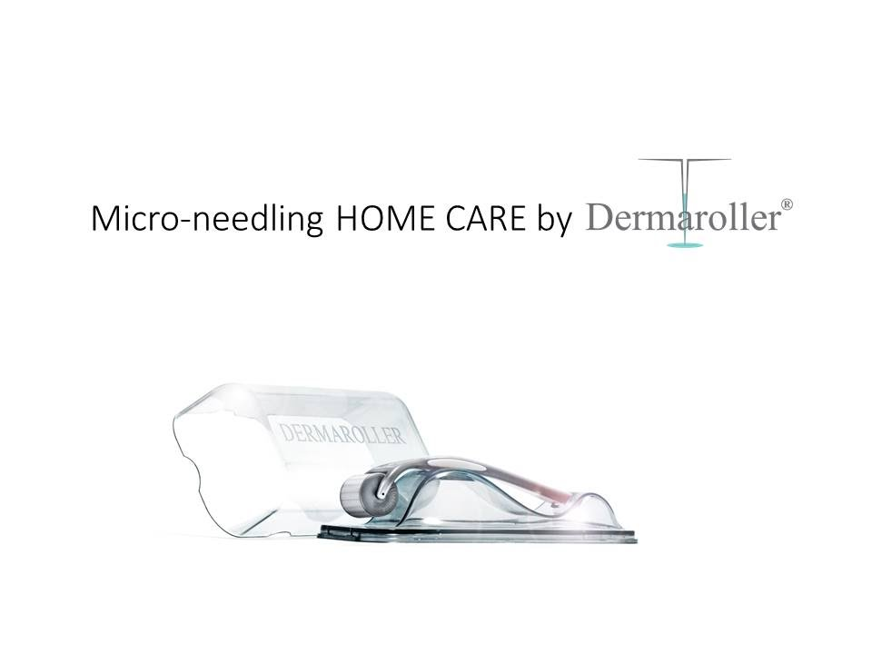 Collagen Induction Therapy (microneedling): eDerma stamp by