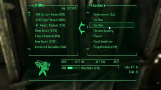 Fallout 3 Tips & Tricks: Money theory