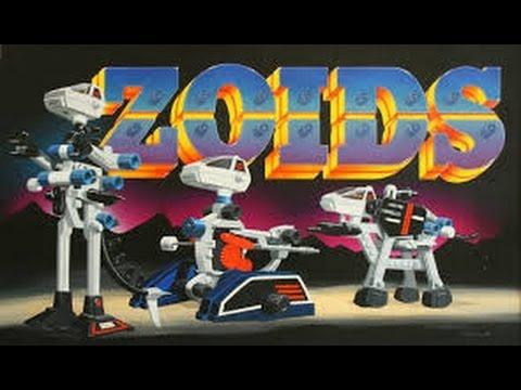 Zoids Toy