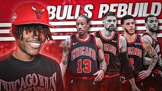 REBUILDING THE DEMAR DEROZAN CHICAGO BULLS IN NBA 2K21