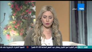 صباح الورد - الرئيس السيسى يجتمع مع وزير الداخلية لبحث الجهود الأمنية بعد حادث الغردقة