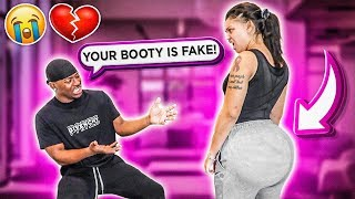 I DON'T LIKE YOUR NEW BODY PRANK ON WIFE 💔