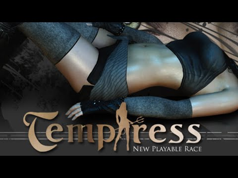 Skyrim Mod: Temptress Race: The second slootiest race of all tiimeee  Like and favorite! Twitter: http://www.twitter.com/mmoxreview Facebook: http://www.facebook.com/mxreview Patreon: http://www.patreon.com/mmoxreview  Temptress Race by Psychos1s and Brokefoot http://www.nexusmods.com/skyrim/mods/18717/?