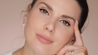 One of the easiest eyeliner look I've ever done | ALI ANDREEA