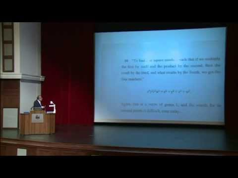 Math Day at Paris-Sorbonne University Abu Dhabi - Part 1
