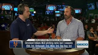 Mickey Callaway stops by SNY's Mets Hot Stove, Live from Duffy's 2017 Video