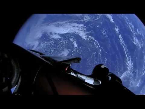 Starman  SpaceXTesla