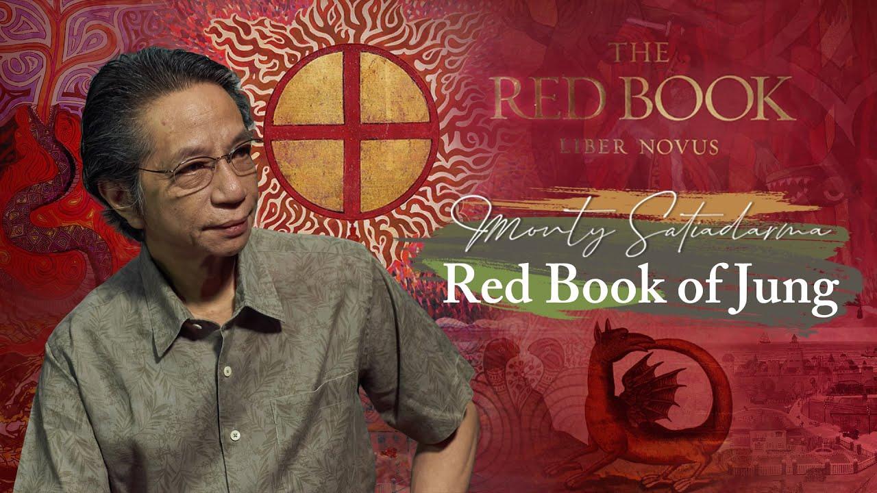 """Red Book of Jung"" Monty Satiadarma | S2 E3"