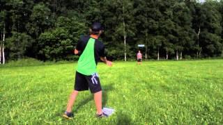 Discen.se - Hur man kastar en Forehand