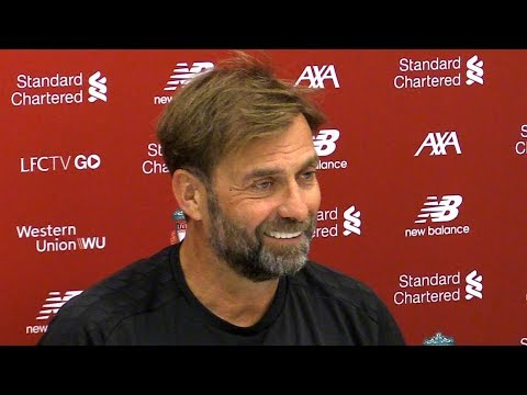 Jurgen Klopp FULL Pre-Match Press Conference - Crystal Palace v Liverpool - Premier League