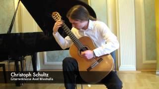 Eduardo Caliendo - Danza Nr. 1 Orientale