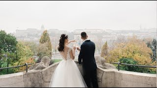 An Iconic Destination for a Dream Wedding at Four Seasons Hotel Gresham Palace