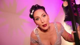 Michelle Visage (official)// Christmas Queens 3 // Behind the Scenes