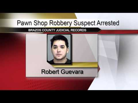 Update on a shooting and robbery at pawn shop in Bryan Texas.