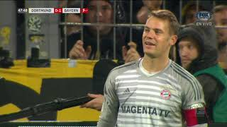 GOL: Borussia Dortmund 1-1 Bayern Munich