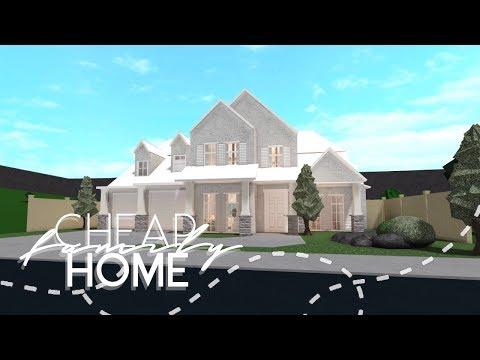 Bloxburg House Ideas Cheap Mansions Modern Houses Pro