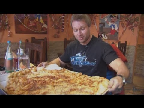 Furious World Tour | Germany - 10lb Pizza, Super Cars, Testicles, 6lb Steak | Furious Pete