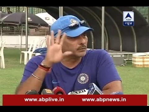 Ask Sourav Ganguly what's his problem with me: Ravi Shastri