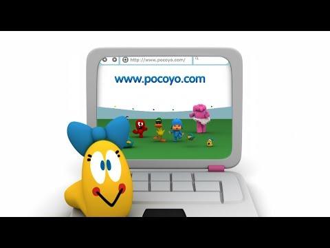 Enjoy the World Cup in Pocoyo's website!