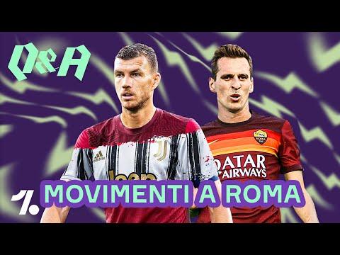 🚨 Kumbulla UFFICIALE alla Roma: è un buon innesto? + Džeko alla Juve e Milik in giallorosso? ► Q&A