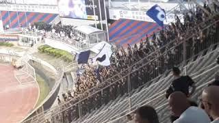 Hajduk 1-0 Dinamo/BadBlueBoys u splitu 31.8.2019