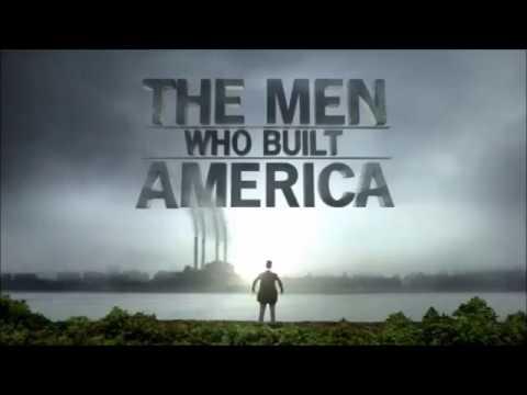 The Men Who Built America: Cornelius Vanderbilt