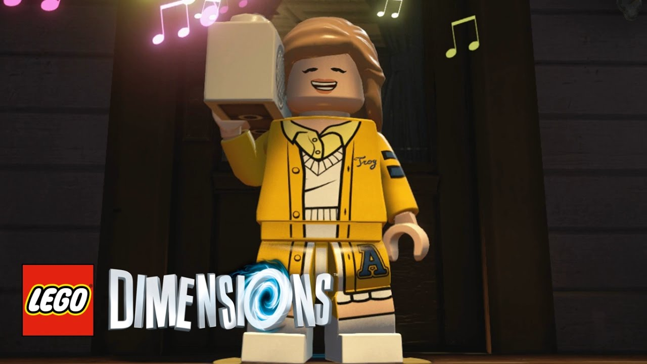 lego dimensions how to get free roam