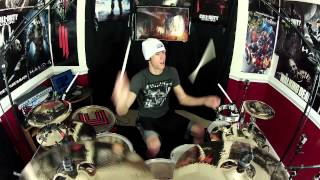 Скачать Blink 182 When I Was Young Drum Cover