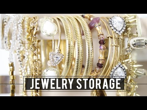 Jewelry Storage Tour | Miss Louie