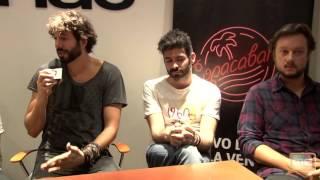 IZAL Copacabana :  Entrevista Televísame