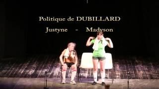 Spectacle du Club Théâtre du collège Maurice Clavel d'Avallon
