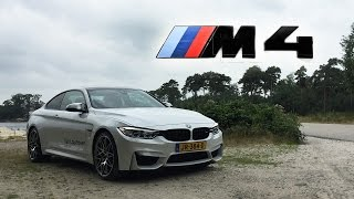 BMW M4 2017 Review POV Test Drive - Competition Package