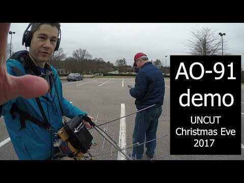 UNCUT AO-91 demo (impromptu Christmas Eve demo)