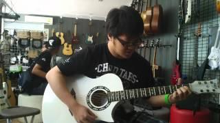 แป๊ะ Syndrome - ชิว Schecter SGR SA-1 Acoustic-Electric Guitar