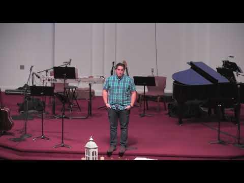 Pastor Matt Hale; 11-26-17