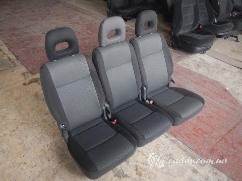 MZP 2r Mazda Premacy задние сиденья