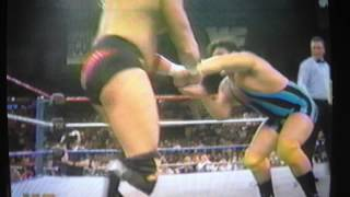 WWF Superstars The Heavenly Bodies in action 4/13/94