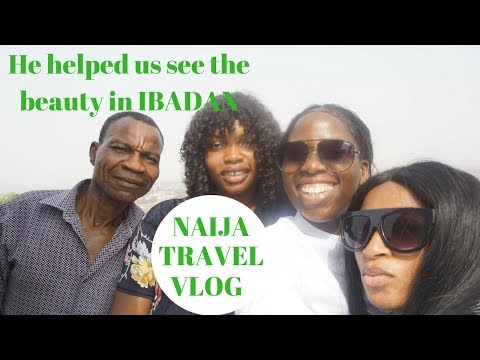 THE BEAUTIFUL PART OF IBADAN PEOPLE BEARLY SHOW || NAIJA TRAVEL VLOG 2018 || #7