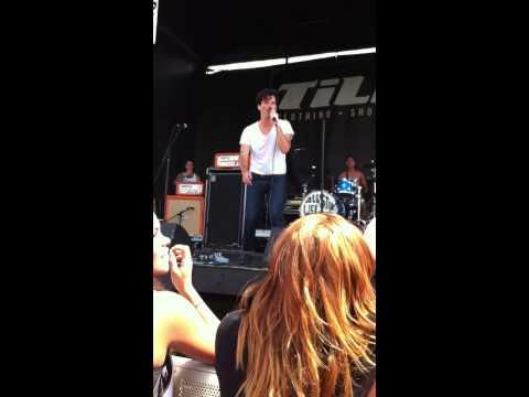 Allstar Weekend - Not Your Birthday - Orlando Warped Tour 2013