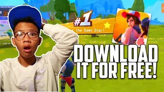 HOW TO DOWNLOAD FORTNITE MOBILE CLONE(FORTCRAFT)IN ANY COUNTRY!! ANDROID&IOS