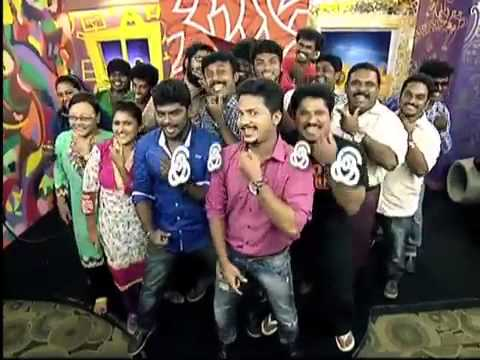 7th Anniversary Birthday song for AdithyaTV