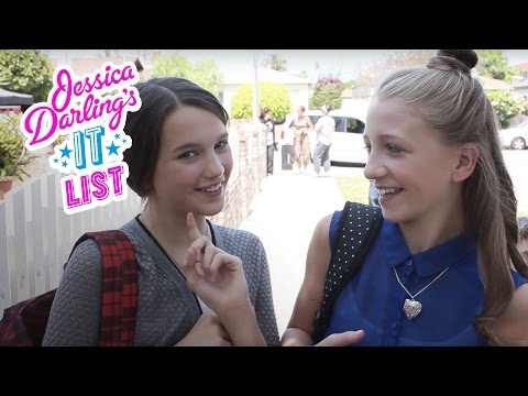Jessica Darling's IT List - Behind the Scenes with Chloe East - MarVista Entertainment